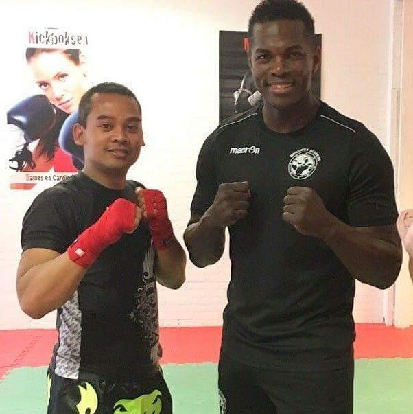 Audi Moekiran hoofdtrainer bij ASM Sports – Martial Arts & Fitness Drunen