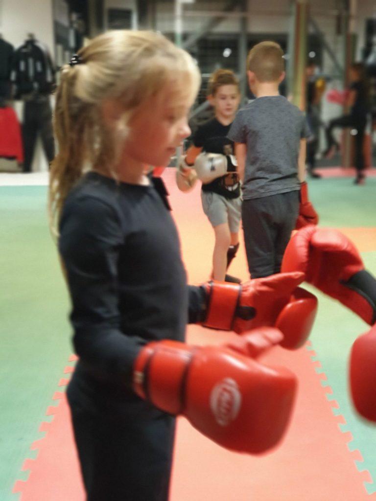 kickboksen kids drunen bij ASM Sports martial arts en fitness Drunen 3