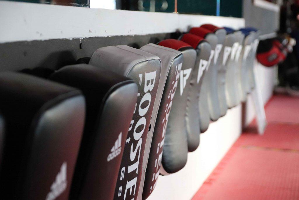 padstraining bij ASM Sports Martial Arts en Fitness Drunen
