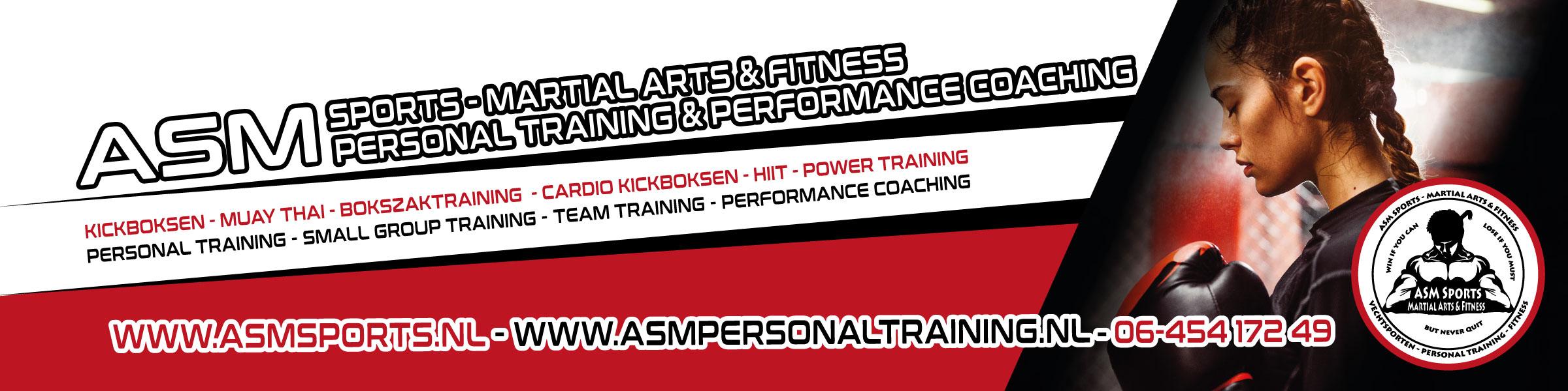 ASM Sports Martial Arts & Fitness